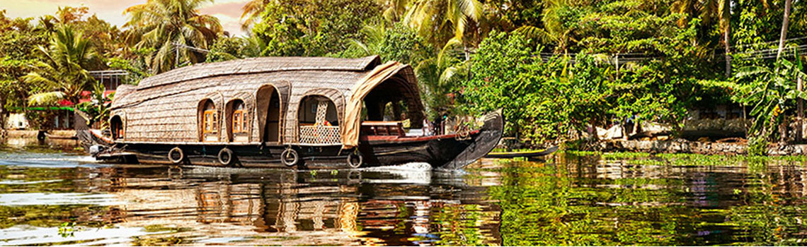 The Tale of Backwaters & Masalas