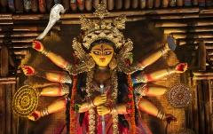 Hindu deity Durga?