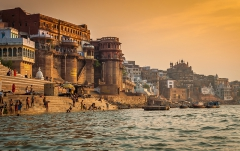 Ghats of Varanasi – The Holy Ganges