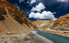 The Himalayan landscape – Leh & Ladakah