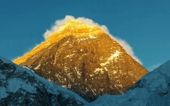 Mount Everest – The highest Mountain on the earth