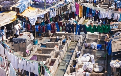 The Mass Laundry Dhobi Ghat @ Mumbai