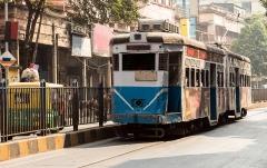 Running Since 1902 : Kolkata Tram